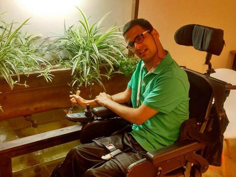 Aquaponics system care as rehabilitation